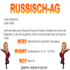 AG Russisch donnerstags - Alle Informationen hier